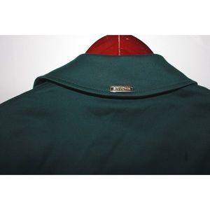 St. John Jackets & Coats - St. John Hunter Green Boxy Fit Jacket